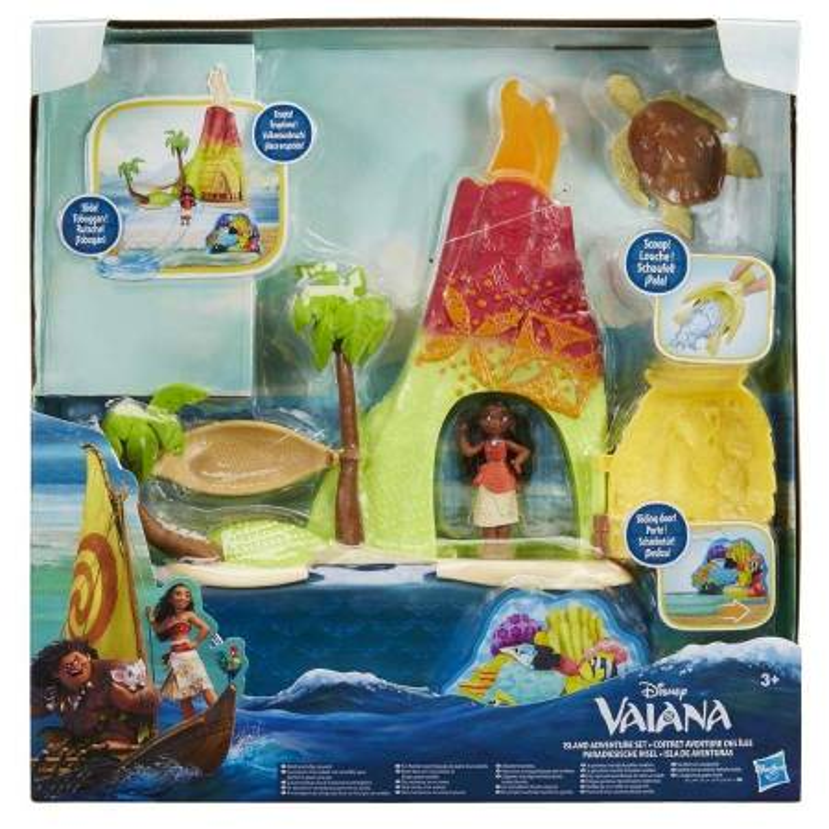 Disney Moana - Coffret Aventure des Iles