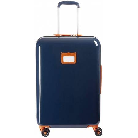 Valise Tann's Ouessant Bagage Cabine - Taille S - 55 cm, Bleu