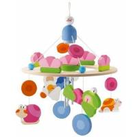 Sevi - Happy Splash - Mobile Jumbo en bois