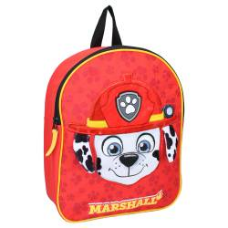 Sac à Dos La Pat Patrouille Furry Friends Marshall 32 cm