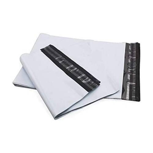 50 Enveloppes Opaques Blanches Indéchirables 45 x 55 cm
