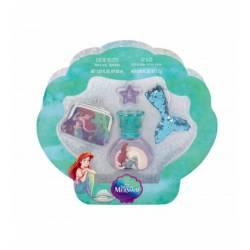 Coffret Eau de Toilette et Lip Gloss La Petite Sirène