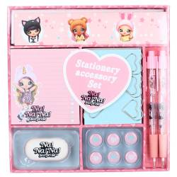 Stationery set Na!Na!Na! surprise - chic stationery