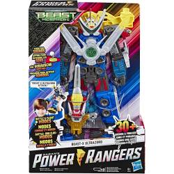 Power Rangers Morphers Beast-X Ultrazord, actiefiguur tv-serie