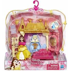 Figurine Belle Princesse Disney Chambre Royal