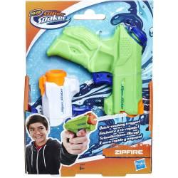 Nerf Super Soaker ZipFire Wasserspritzpistole, 2er Pack