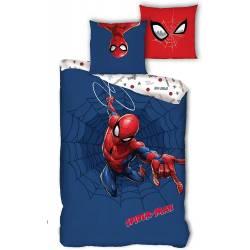 Spiderman Children's Bedding Set with Duvet Cover