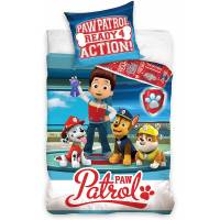 Paw Patrol Duvet Cover Set 140x200 CM + Pillowcase 65x65 CM