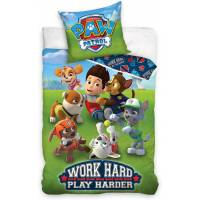 Paw Patrol Kids Duvet Cover Set 140x200 cm