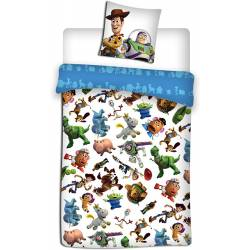 Toy Story Disney - Juego de Funda nórdica para Cama Individual