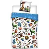Toy Story 4 - Housse de Couette 140 x 200 cm + taie d'oreiller