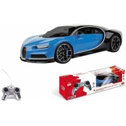 Voiture Bugatti Chiron Radiocommande Echelle 1/24