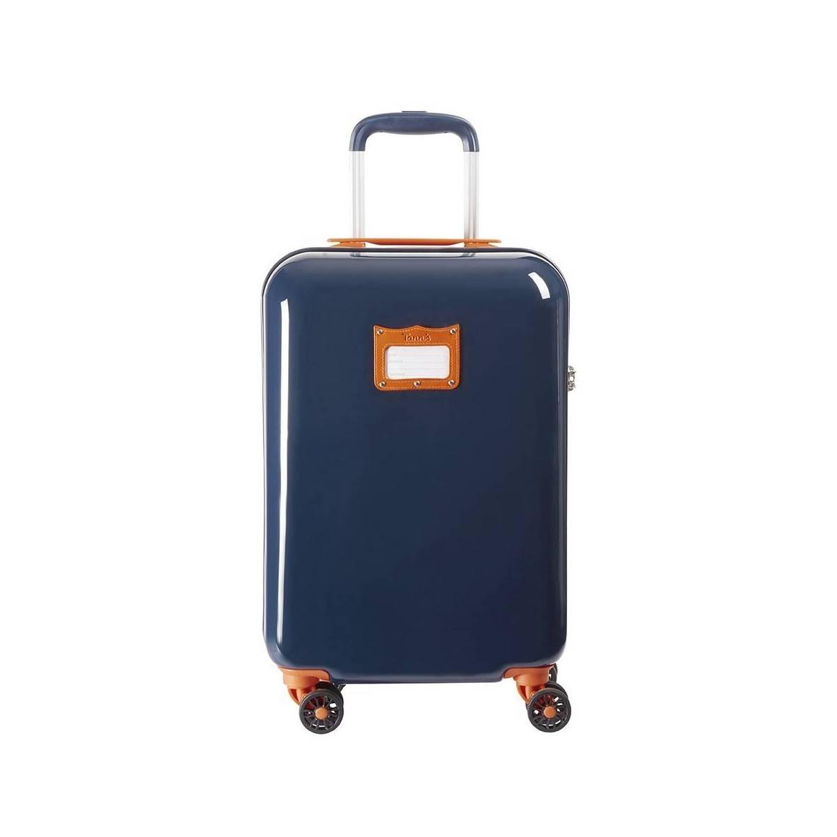 Valise Tann's Ouessant Bleu Taille M 65 cm