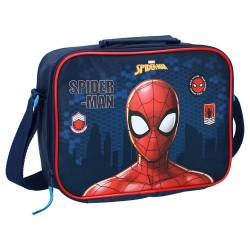 Sac à Goûter Spiderman Lunchtime 25 cm