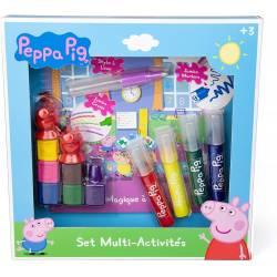 Set Multi-Activités Peppa Pig