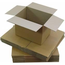 10 Cartons d'Expédition 35X23X25 cm