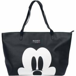Sac fourre-Tout Noir Mickey Mouse Forever