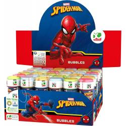 Bulles de Savon Spiderman Marvel - 60 ml