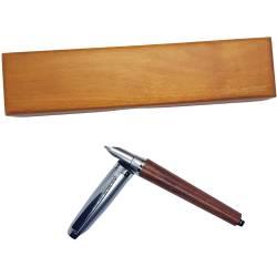 OBERTHUR KASAI Penna stilografica in palissandro