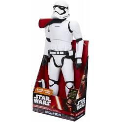 Figurine Star Wars Stormtrooper du Premier Ordre Officier 45 cm