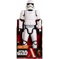 Figurine Star Wars Stormtrooper du Premier Ordre Officier 45 cm