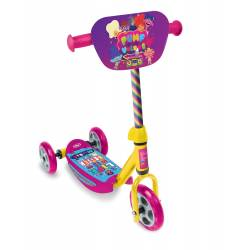 Trolls World Tour driewielige scooter