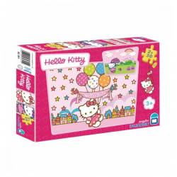 Hello Kitty 2x 30 Piece Puzzle