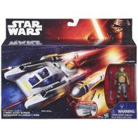 Star Wars - Véhicule - Y-Wing Scout Bomber - B3677