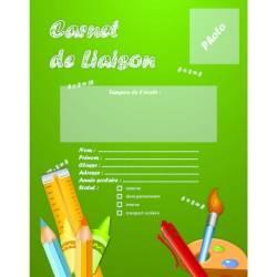 Cahier de Liaison 72 pages - 17 x 22 cm