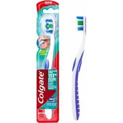 Brosse à Dents Colgate 360° Compact Medium