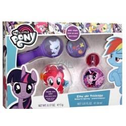 Coffret Eau de Toilette 30 ml et Accessoires pour Cheveux My Little Pony