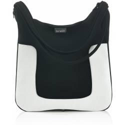Sac à Langer Brevi Millestrade Black & White 035