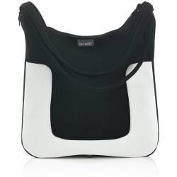 Sac à Langer Brevi Millestrade Black & White 035