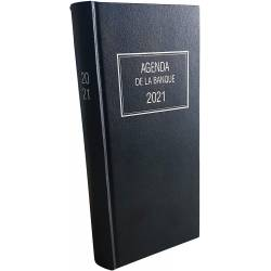 Agenda OBERTHUR de la Banque PRADO - 2021 - 14x35cm