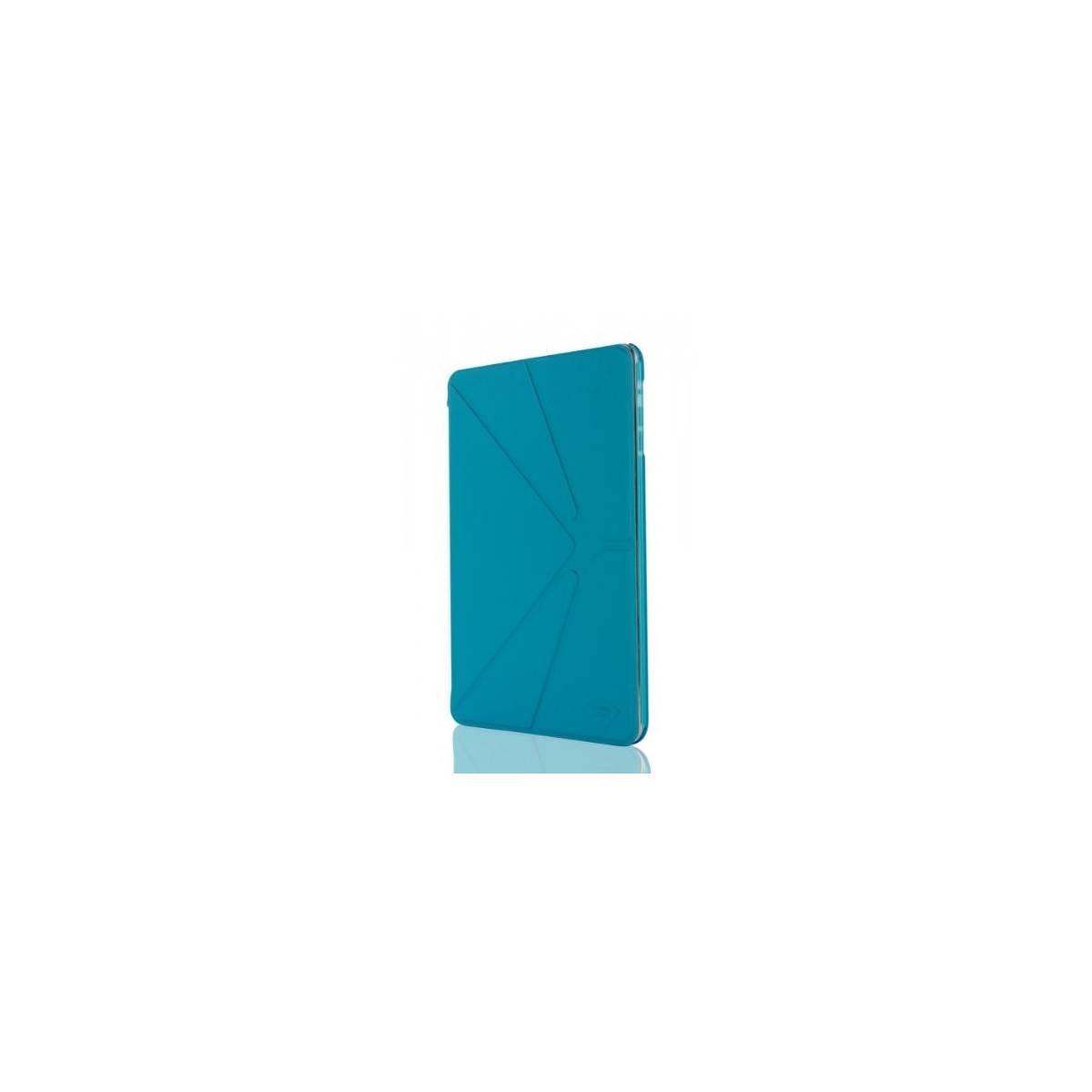 Mosaic Theory Housse Apple iPad Mini / Mini Retina Bleu