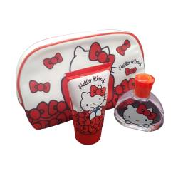 Coffret Hello Kitty Eau de Toilette + Lotion Corporelle