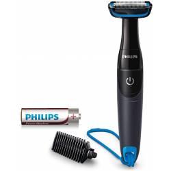 Philips Bg1024/16 Tondeuse Corps Bodygroom Noir/Bleu