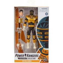 Figurine Power Rangers Zeo Gold Ranger Lightning Collection