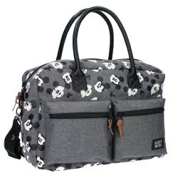 Sac à Langer Mickey Mouse Better Care Gris