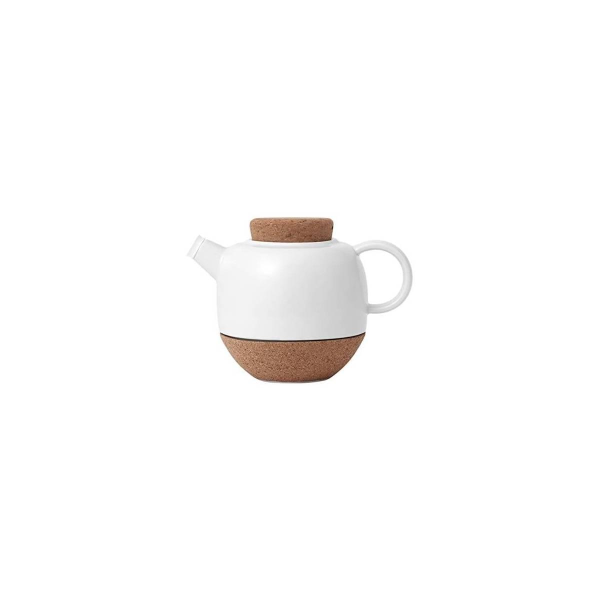 Théière Lauren Viva Scandinavia Porcelaine Blanche 0.8 litres