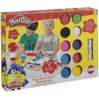 Kit d'Activité Peinture et Pâte à Modeler Play-Doh