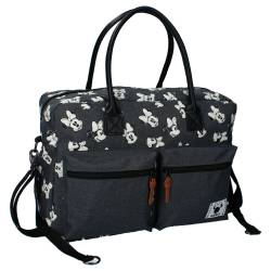 Sac à Langer Minnie Mouse Better Care Gris