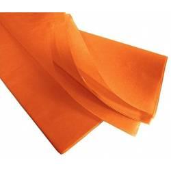 480 Feuilles de Soie - Mousseline Papier de soie Jaune - 50 x 75 cm