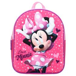 Sac à Dos Minnie Mouse Strong Together 3D 32 cm