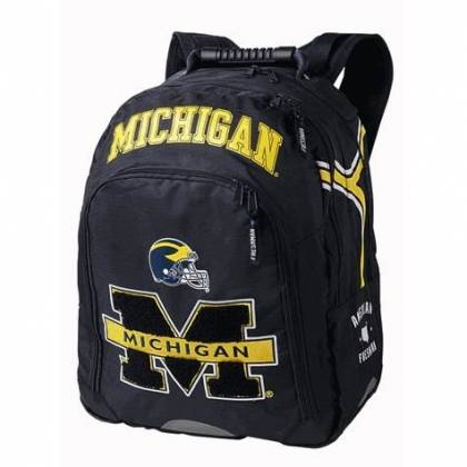 Sac a dos American Freshman Michigan 2 compartiments