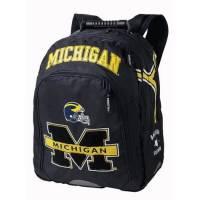 Sac a dos American Freshman Michigan 2 compartiments