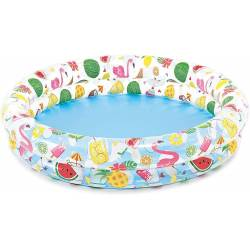 Piscine Gonflable Fruity Intex