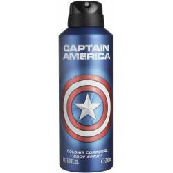 Déodorant Enfant Marvel Captain America 200 ml