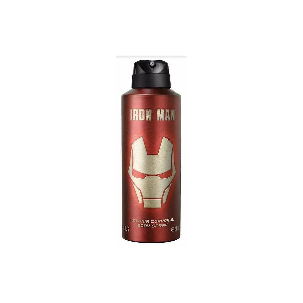 Déodorant Enfant Marvel Iron Man 200 ml