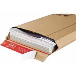 Lot de 20 Enveloppes / Pochettes d'expédition cartonné A4 21.5 x 30 cm